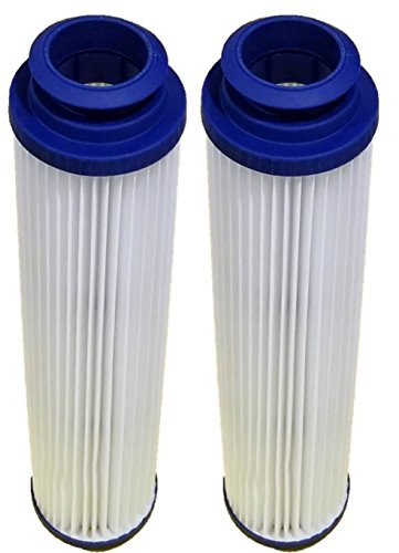 2 Hoover Windtunnel, Empower, Savvy; Washable & Reusable Long-Life HEPA Filter Fits Hoover Windtunnel, Empower, Savvy; Compare to Hoover Part #40140201, 43611042, 42611049, Type 201 by Electrolux HCP