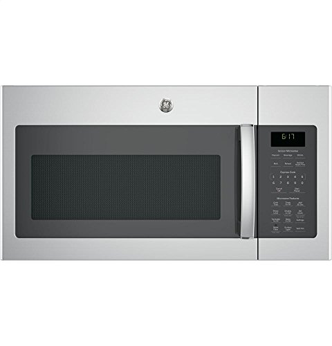 GE JVM6175SKSS Over-the-Range Microwave, 1.7, Stainless Steel