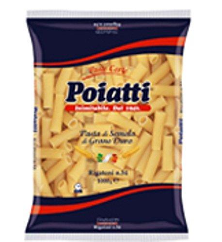 Pasta Poiatti Rigatoni n.54 kg 1 X 7 PZ