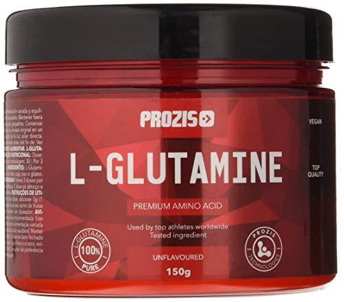 Prozis L-glutamina Componente Fundamental de las Proteínas, Natural - 300 g
