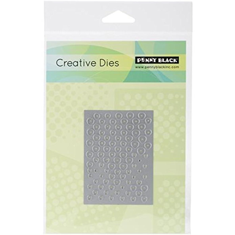Penny Black Dots Decorative Dies