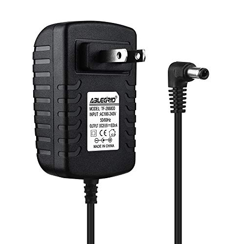 ABLEGRID AC Adapter Charger for Shark IONFlex 2X IF203Q IF-203Q DuoClean Vacuum Power Supply Cord Mains PSU