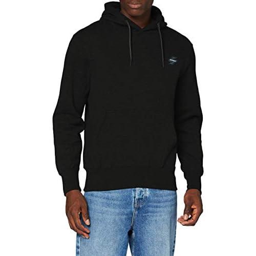 Superdry Men's Collective Hood Br Sweater