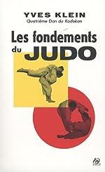 Les Fondements du Judo d'Yves Klein