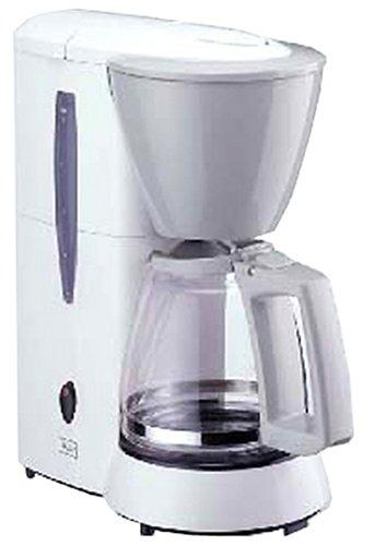 Melitta(メリタ) コーヒーメーカー ホワイト 【1~5杯用・1×2のフィルターペーパーに対応】 JCM-511/W