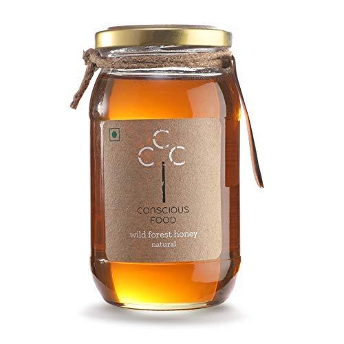 Wild Forest Honey 500 G - Good Health Good for healther Unheated Raw Honey