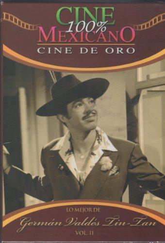 Lo Mejor De Tin-tan Vol.2 [ El Hijo Desobediente & Las Locuras De Tin Tan & Las Mil Y Una Noche] [Ntsc/region 1 and 4 Dvd. Import - Latin America].