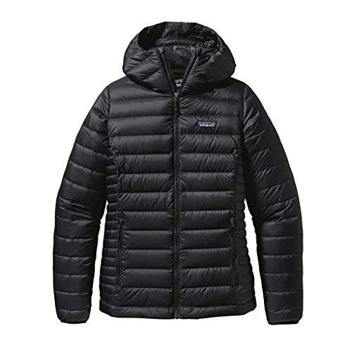 Patagonia Damen Jacke W'S Sweater Hoody, Black, M, 84711-BLK