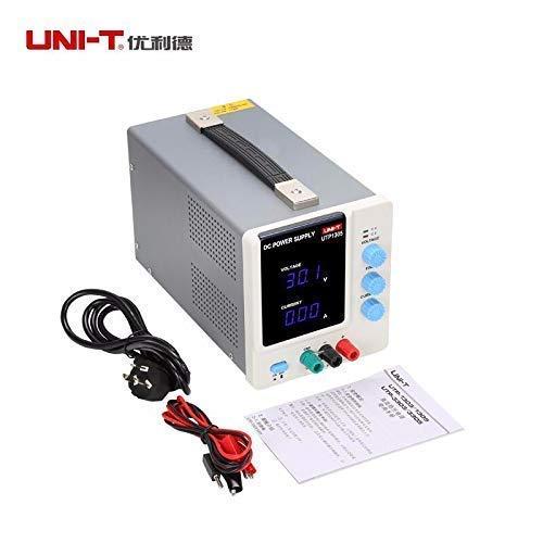 Barry Century UTP1305Fuente de Alimentación de CC Lineal de Canal Único de 0 a 32V / 0 a 5A Función de Voltaje Constante/Corriente Constante