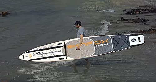 SKINFOX Marlin Grand Touring Carbon-Set (420x76x15) - 5