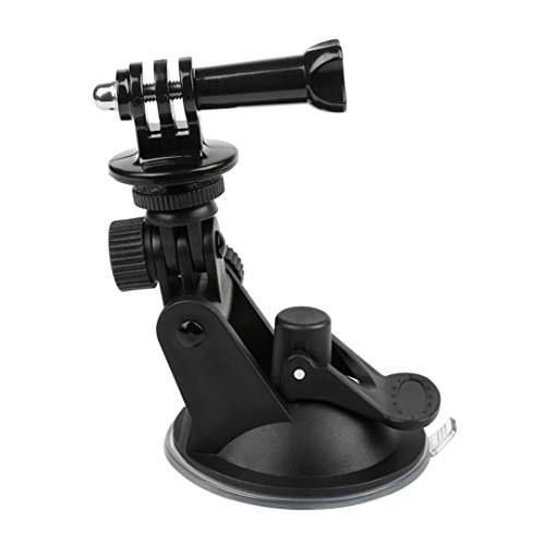 Universal Car Suction Cup Adapter Windshield Mount Holder Bracket Action Camera Accessories...