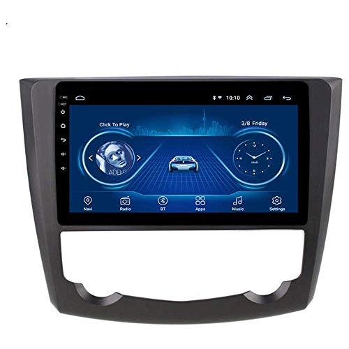 Android 8.1 - Radio de navegación GPS para Renault Kadjar 2016 – 2017, con control de volante DAB, Bluetooth, USB, SD, AUX, Mirror Link, WiFi: 1 + 16 G