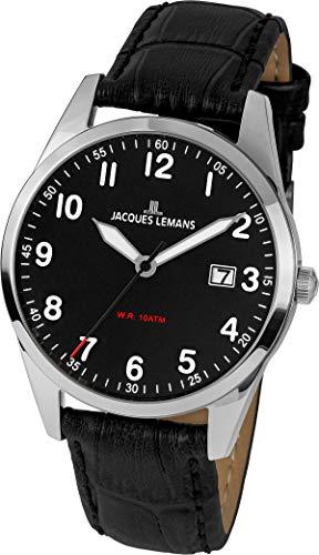 Jacques Lemans Reloj de Caballero 1-2002A