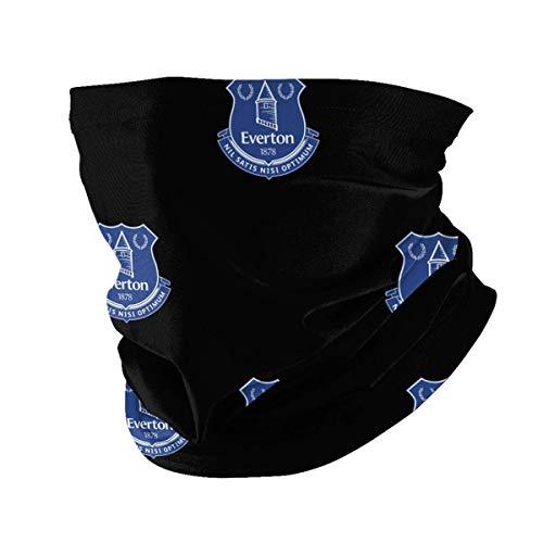 BeeLoversay Everton F.C.13 Cloth face mask Balaclava Breathable Headwear for Hunting Black