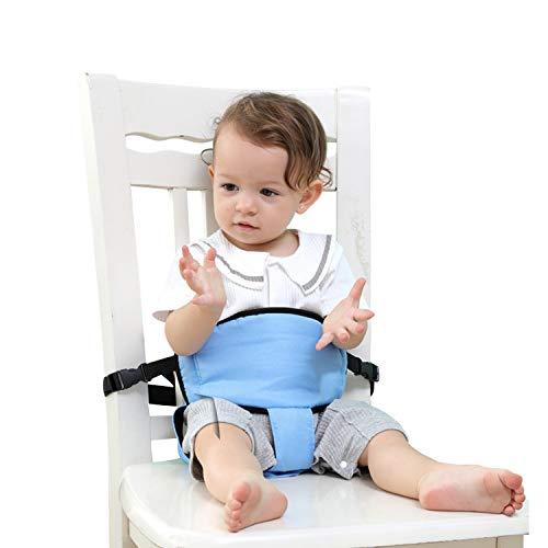 HIFOT Hochstuhl Gurt, Tragbar Hochstuhlgurte, Reise Baby Sicherheitsgurt, Säuglinge Kleinkinder Gürtel