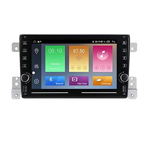 LHWSN Radio Coche Sat Nav 2DIN Unidad Principal Radio para Suzuki vitra 2007-2013 Navegación GPS Reproductor Multimedia 9