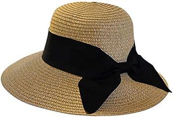 Jasmine Wide Brim Packable Womens Sun Hat