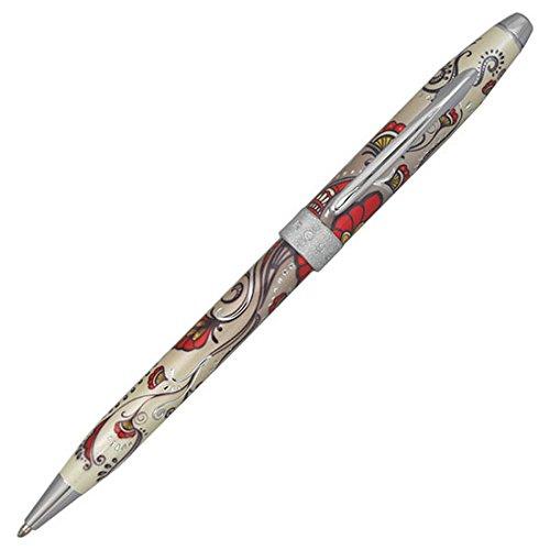 (クロス) CROSS ボタニカ AT0642-3 レッド ボールペン 赤