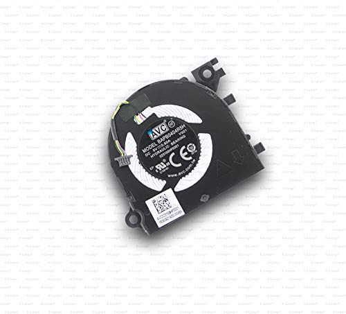 X-Comp BAPD0404R5H-Y001 - Ventilador de CPU para Lenovo Yoga S940-14IIL 81Q8 Lenovo IdeaPad S940-14IIL 81R1