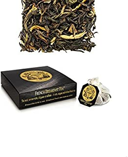 Mariage Frères - FRENCH BREAKFAST TEA® - Box of 30 traditional french muslin tea sachets