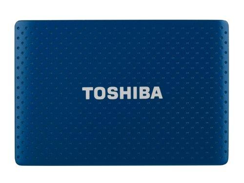 TOSHIBA STOR.E Partner 750GB HDD 6,4cm 2,5Zoll USB3.0 blau