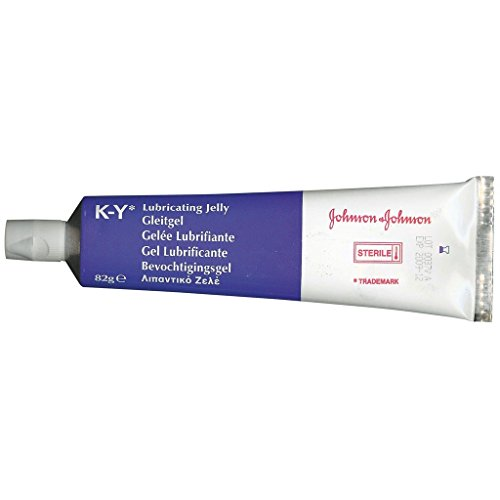 Gel lubricante estéril K-Y – Tubo de 42 g JOHNSON et JOHNSON