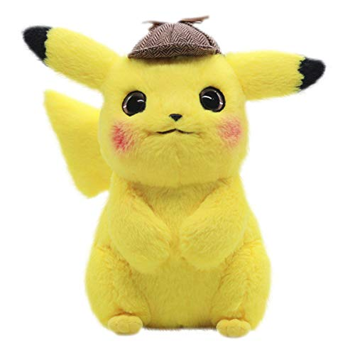 "Detective Plush Stuffed Animal Toy Cartoon Anime Stuffed Doll 11"" Birthday Gifts for Children"