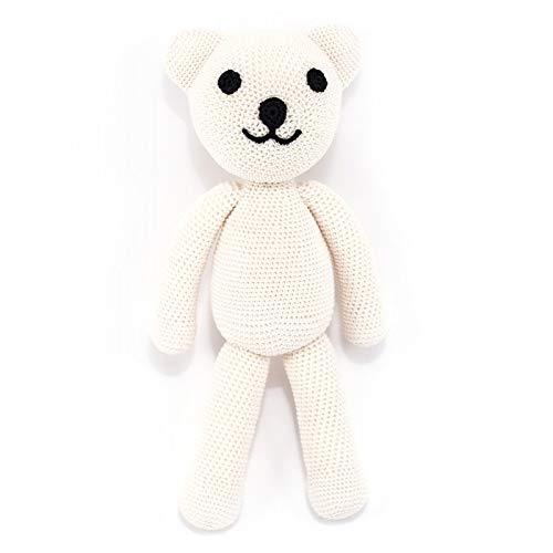Bear. Jouet au crochet