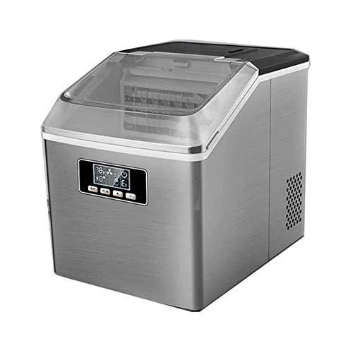 Ice Maker Machine, Draagbare Aanrecht Elektrische Ijsmachine, Stille Eenvoudige Bediening, 25 Kg Ijs In 24 Uur, 23 Uur Reguliere Afspraak, Voor Thuisbar Keuken Kantoor
