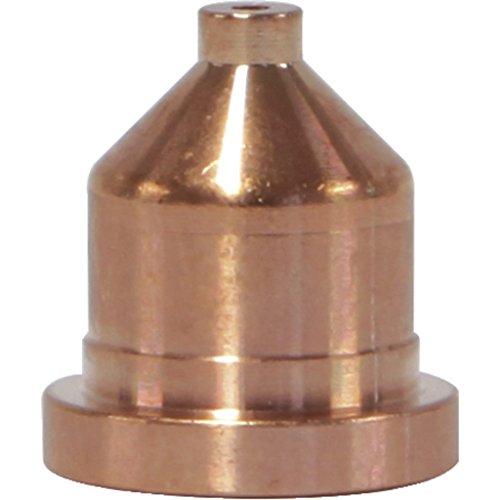 GYS 040045 Fugenhobel-Schneiddüse 80 A - für manuellen Plasmabrenner - für PLASMA CUTTER 85A TRI - 5 Stück