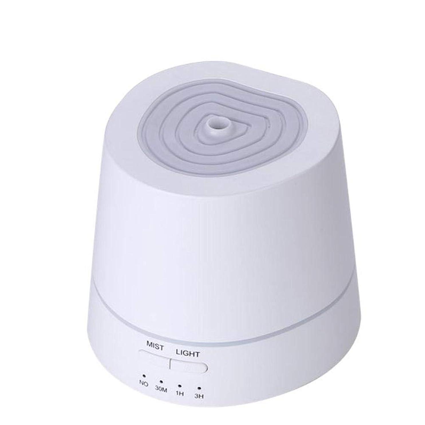 かすかな経験者評価可能アロマディフューザー 卓上加湿器 超音波式 150ml 小容量 USB充電式 7色LEDライト付き 間接照明 時間設定機能 部屋、会社、ヨガなど場所適用 Styleshow