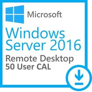 Windows Server 2016 RDS User / Device CAL 50 ESD Key Chiave Licenza ITA Lifetime / Fattura / Invio in 24 ore