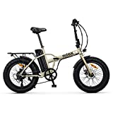 Nilox eBike X8, Unisex Adulto, Sand, Medium