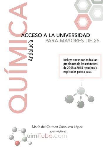 Química - Preparación de la prueba de acceso a la universidad para...