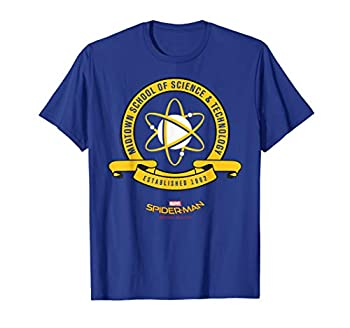 Marvel Spider-Man Homecoming School Uniform Graphic T-Shirt T-Shirt