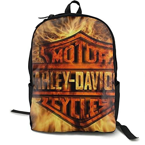 Har-Ley-Dav-Ids-On Regreso a los suministros escolares