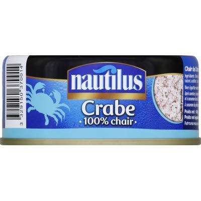 chair de crabe auchan