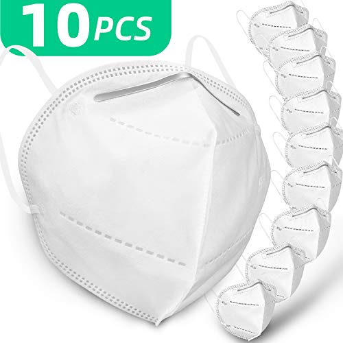 N95, 10 pices Anti-Poussire, Protection Efficace