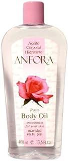 Instituto Espanol 400ml Anfora Roses Body Oil by Instituto Espanol