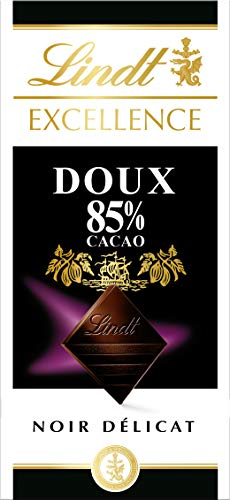 Lindt Excellence 85% Cacao Dark Chocolate