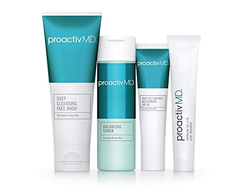 ProactivMD Essentials System, Deluxe Size, 4Piece kit