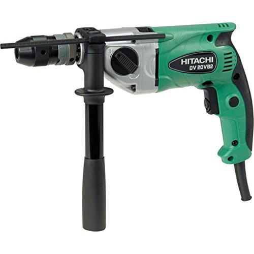 Hitachi DV20VB2/J6 Impact Drill (790 W, 230 V, Carrying Case)