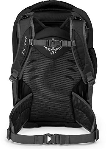 Osprey Packs Farpoint 40 Travel Backpack, Volcanic Grey, Small/Medium