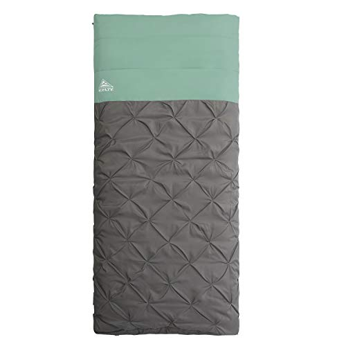 Kelty Kush 30 Degree Synthetic Fill Car Camping Sleeping Bag (2020)