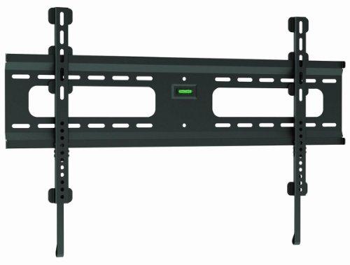 "Ultra-Slim Black Flat/Fixed Wall Mount Bracket for Sharp PN-Y555 55"" inch LED Digital Signage - Low Profile"