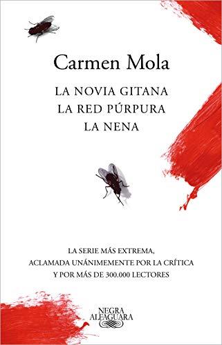 Trilogía La novia gitana (edición pack con: La novia gitana | La red púrpura | La Nena)