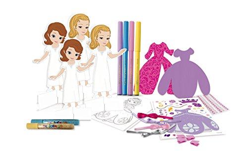 Disney Junior Sofia la première Super Kit de créations