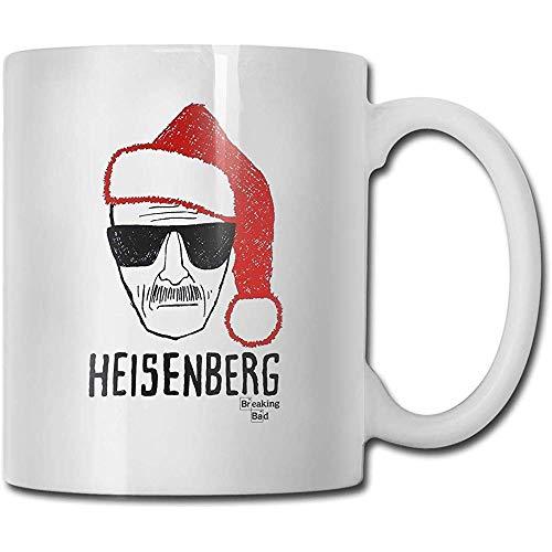Heisenberg Kerstman Hoed Kerstmis Koffie Beker