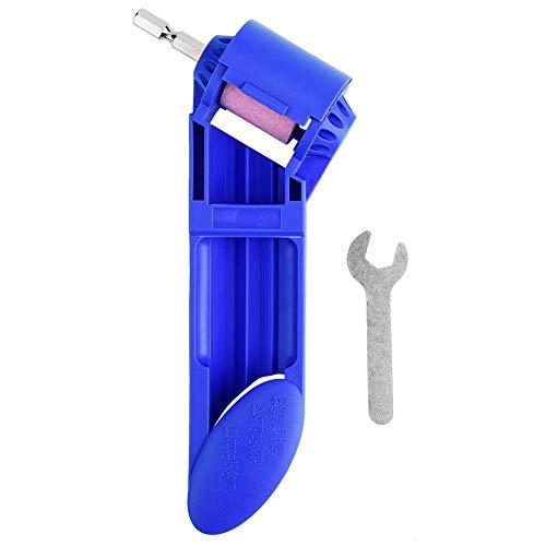 Afilador de Brocas - Afilador Brocas Afilador de Brocas para Metal portátil Broca de corindón Taladro eléctrico Herramienta auxiliar