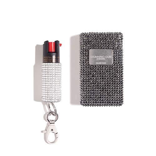 BlingSting Pepper Spray Keychain & Stun Gun
